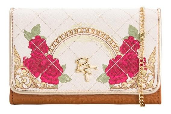 Carteira Rafitthy 32.91413.2 Ivory/madero