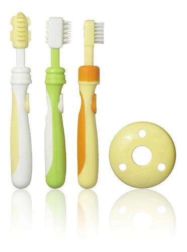 Cepillo Dental Para Bebe/ 3 Etapas - Pigeon O Nuby