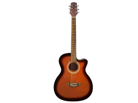 Guitarra Acustica Electroacustica Outlet Linea Basic Rdl39tv