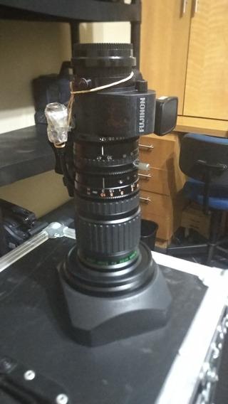 Lente Grande Angular Fujinon Para Xdcam Hpx Blackmagic P2hd