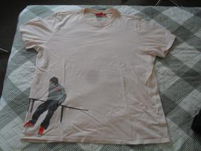 Camiseta Puma Exclusiva - Tam Xl - Muito Bom Estado!