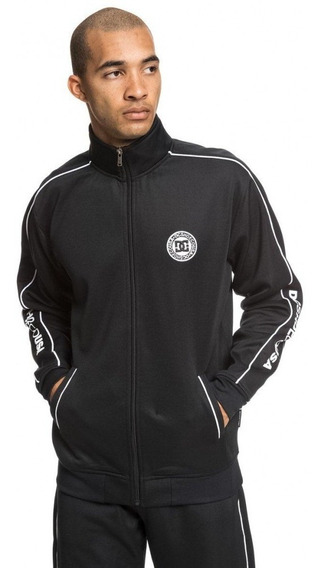 Dc Campera Lifestyle Hombre Springhill Negro Fkr