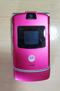 Celular V3 Pink