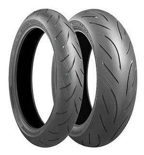 Neumáticos Traseros Bridgestone Battlax Hypersport S-21 - 20