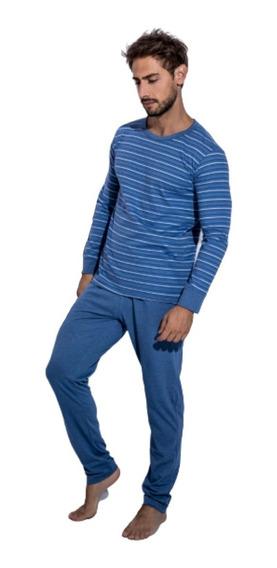 Pijama Hombre Invierno Abrigado Varios Modelos