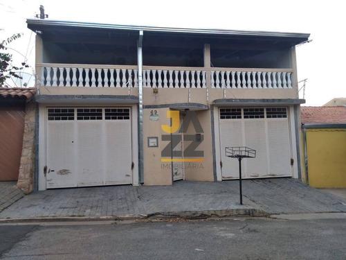 Imagem 1 de 30 de Casa Sobrado Com 5 Dormitórios À Venda, 256 M² Por R$ 500.000 - Jardim Doutor Carlos Augusto De Camargo Andrade - Indaiatuba/sp - Ca13761