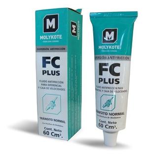 Molykote Fc Plus Antifriccion Para Cajas Y Diferenciales