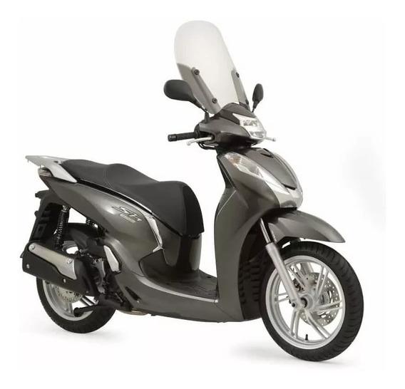 Moto Scooter Honda Sh300i Na Garantia Semi Nova 13mil Km Sp