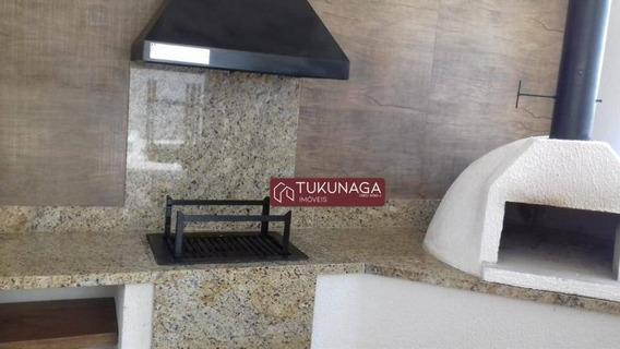 Apartamento Com 2 Dormitórios Para Alugar, 59 M² Por R$ 1.400,00/mês - Picanco - Guarulhos/sp - Ap4225