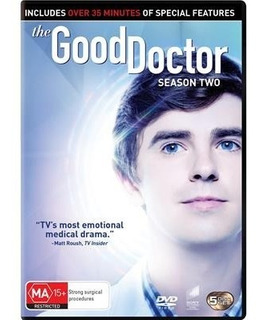 The Good Doctor Temporada 2 Completa En Dvd!