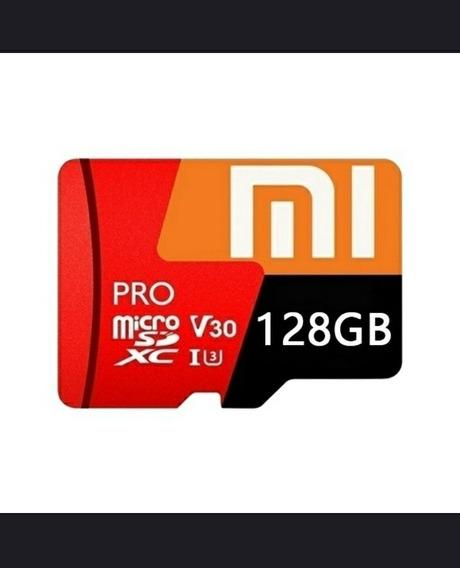 Cartão De Memoria Xiaomi Pro V30 128-gb R$ 75