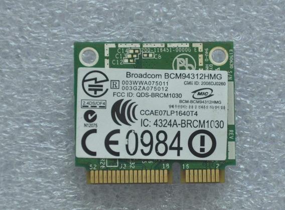 Placa Wifi P/ Dell Inspiron 1440 Studio 1555 / Dw1397