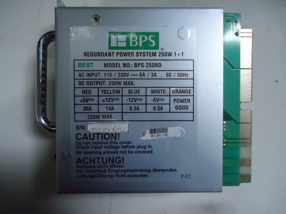 Fonte Bps Redundant Power System 250w
