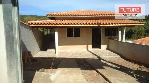Imagem 1 de 9 de Chácara Com 2 Dormitórios À Venda, 1600 M² Por R$ 270.000 - Vila Pedra Vermelha - Mairiporã/sp - Ch0016