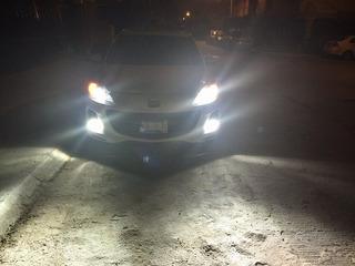 Luces Led Mazda 3 Foco H11 U 9005 U 9006 Mazda6 Canbus