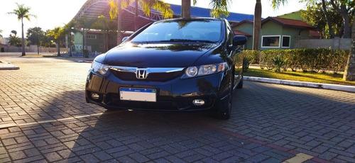 Imagem 1 de 14 de Honda Civic 2008 1.8 Lxs Flex Aut. 4p