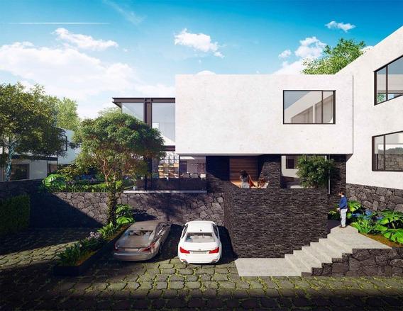 Excelentes Casas En Condominio En Tlalpan!!
