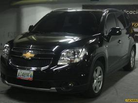 Chevrolet Orlando Statiom Wagon