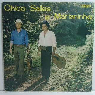 Chico Salles E Marianinho 1983 Norte De Mato Grosso Compacto