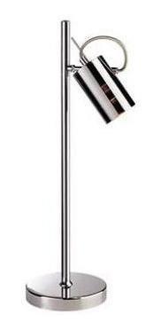 Lámpara Escritorio Mesa Halogeno Cilindro Dirigible Calux
