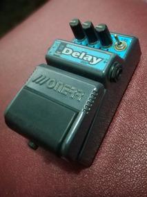 Pedal Guitarra Digital Delay Onerr Dd2 Tap Tempo