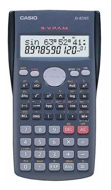Calculadora Casio Científica Digital Fx-95ms
