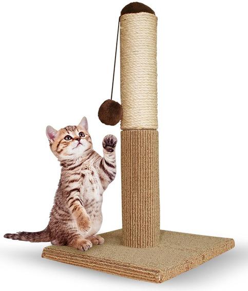 Poste Rascador Para Gato 55cm