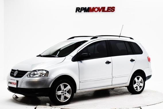 Volkswagen Suran 1.6 Highline 2007 Rpm Moviles