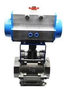 Válvula 3 C/ Atuador Pneumático Da85