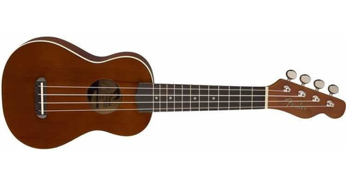 Imagen 1 de 5 de Ukulele Soprano Fender Venice Ukelele Entrega Inmediata