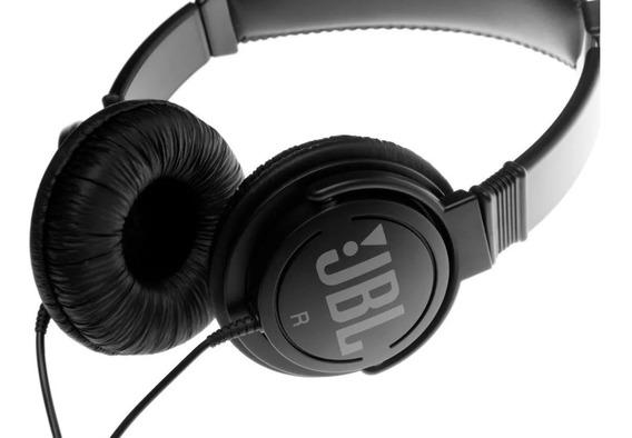 Headphone Fone De Ouvido Jbl C300 Si Preto Original Headset