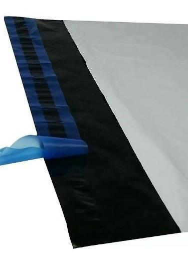 Sacola Plastica De Segurança Sedex 90x60 50 Unidades