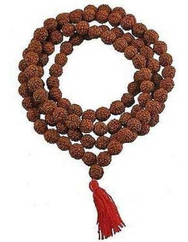 Colar Japa Mala 108 Contas-om Namah Shivaya- Brinde Saquinho