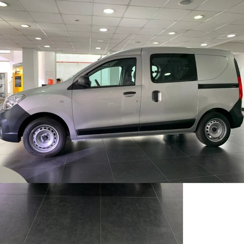 Renault Kangoo Emotion 5 As Disponible Entrega 0km 2021 (ga)