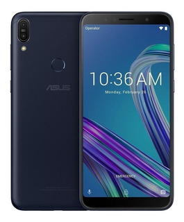 Asus ZenFone Max Pro M1 ZB602KL (13 Mpx) Dual SIM 32 GB Preto-oceano 3 GB RAM