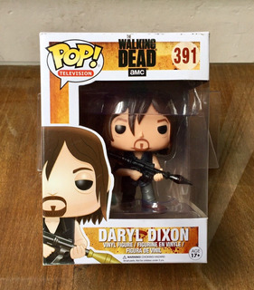 Funko Pop Original Walking Dead Daryl Dixon # 391 - 03 R