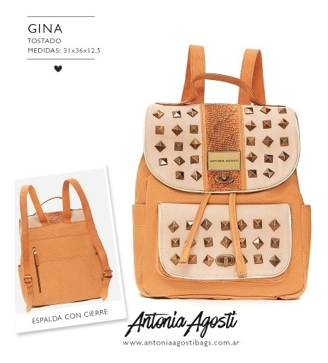 Cartera Gina Antonia Agosti