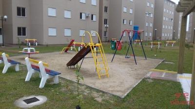 Apartamento Novo No Resid. Piazza Toscana Ii. - 7559