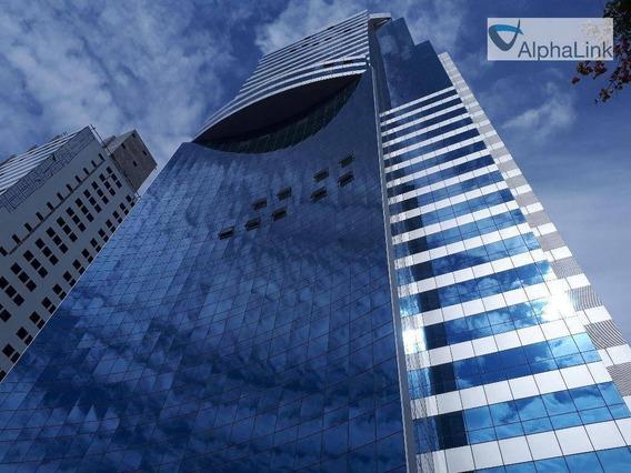 Sala Comercial 30 M² Comercial Para Locação, Alphaville Empresarial, Barueri. - Sa0127