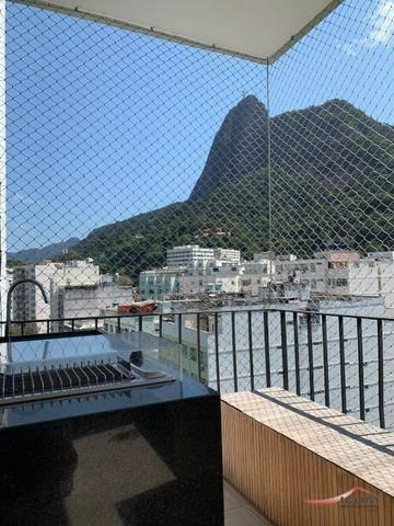Apartamento Com 2 Dormitórios À Venda, 60 M² Por R$ 829.500 - Humaitá - Rio De Janeiro/rj - Ap4264