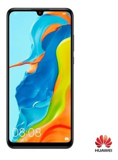 Huawei P30 Lite Midnight Black,6,15 128gb, 24mp - Mar-lx3a