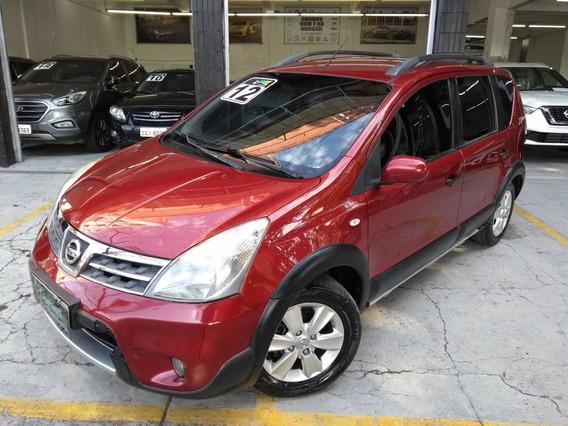 Nissan Livina X-gear 1.8 Sl Flex Aut. 5p 2012