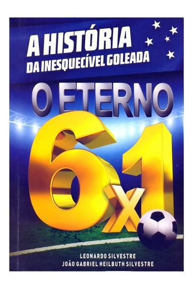 Livro Do Cruzeiro Eterno 6 X 1 Edição Colecionadores