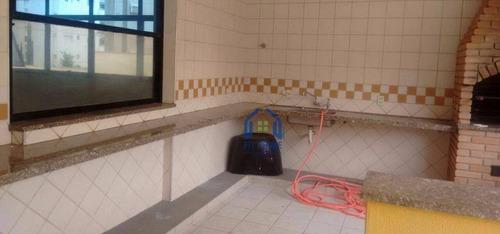 Apartamento Residencial À Venda, Vila Imperial, São José Do Rio Preto - Ap0853. - Ap0853