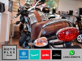 Moto Guzzi V7 50 Aniversario 0km 2018 Motoplex Pilar
