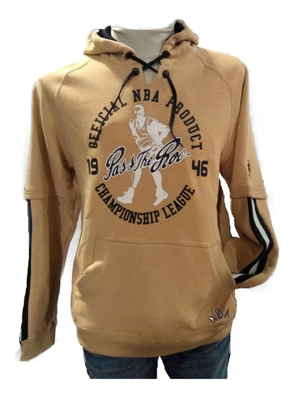 Buzo Canguro Nba Original V/colores Hoodie Basketball