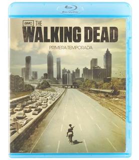 The Walking Dead Primera Temporada 1 Uno Blu-ray