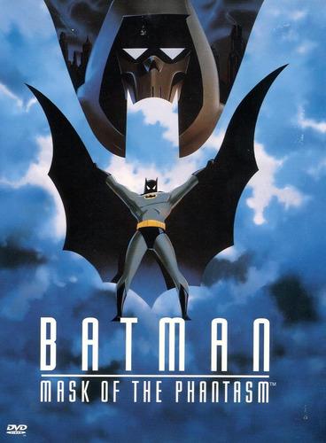 Imagen 1 de 3 de Batman - La Máscara Del Fantasma