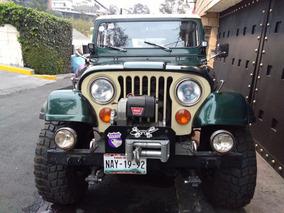 Jeep Cj7 4x4
