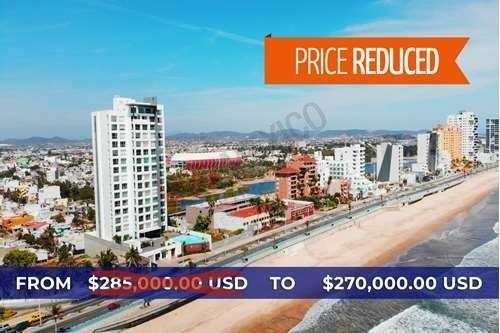 Espectacular Condominio Sobre El Malecon - Horizon Sky 902